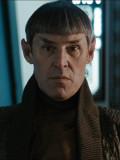 Ben Cross foto Ben Cross en Star Trek foto 1