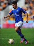 Ben Marshall Ben Marshall de Leicester en acción d...