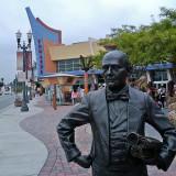 Renacimiento Una estatua de Benjamin Davis Wilson...