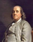 Datos de Benjamin Franklin Biografía