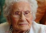 Besse Cooper, la persona viva más vieja del mundo,