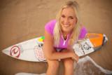 Bethany Hamilton, la aspirante a surfista que perd...