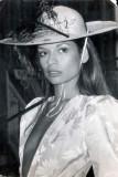 Bianca Jagger El 70.o cumpleaños feliz aquí es 9 d...