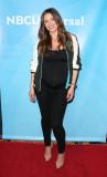 Bianca Kajlich en la prensa del verano de NBCUnive...