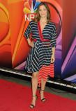 Bianca Kajlich La Presentación Inicial del NBC 201...