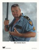 Big Boss Man Rasslin 80 s y 90 s