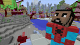 LIVE Minecraft Xbox MARVEL SPIDERMAN HAMBRE