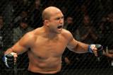 UFC 123 BJ Penn vs Matt Hughes gritando