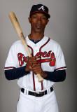 Upton Outfielder B J Upton 2 de los Atlanta Braves...