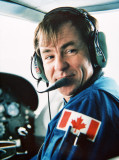 Astronauta Bjarni Tryggvason Canadiense
