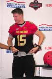 Under Armour Honores SHS estudiante Blake Barnett...