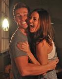 Insider Bachelor Pad Holly Durst y Blake Julian