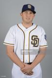 Blake Smith 52 de los Padres de San Diego posa dur...