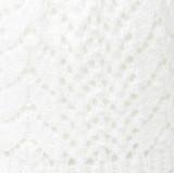 Piel falsa blanca de Blanka