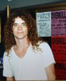 Bobby Blitz Ellsworth Overkill 1994 Fotografía por...