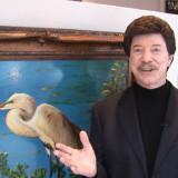 Bobby Goldsboro mostrará arte en evento para apoya...