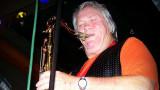 Rolling Stones Jugador de saxofón Bobby Keys Dead...