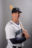 Brad Miller Brad Miller 5 de los Seattle Mariners...