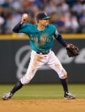 Brad Miller Shortstop Brad Miller 5 de los Mariner...