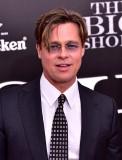 Brad Pitt se presentará en 2016 Globos de Oro