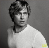Discusión Brad Pitt V Magazine