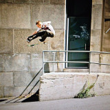 Brandon Westgate Monstruo Kickflip Xports