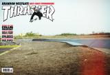 Thrasher Skateboard Magazine Brandon
