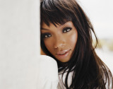Brandy Norwood trae su ciervo a