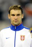 Branislav Ivanovic de Serbia durante el clasificat...
