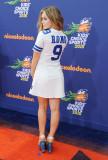 BREC BASSINGER en los premios Nickelodeon Kids Cho...