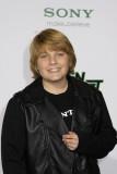 Brecken Palmer en el estreno de THE GREEN HORNET J...