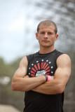 Brent Steffensen en American Warrior
