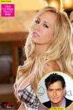 La novia de Sheen s encuentra todo sobre Brett Ros...