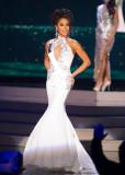 Miss Universe Guam Brittany Bell compitió en Miss...