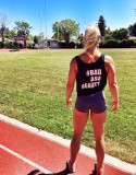 Brooke Ence Fitness Weight Entrenamiento Crossfit...