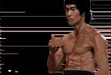 Bruce Lee Imágenes transparentes