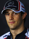 Bruno Senna Bruno Senna de Brasil y Williams asist...