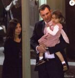 Bryan sa femme Graciella Sanchez y su hija Sophia