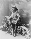 Coronel William Cody Buffalo Bill Cody