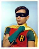 Burt Ward como Robin Batman 66