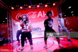 Rappers KB Crash Bandit Levi y Callamar de We Are...