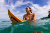 Red Bull Surfing Presentación de Carissa