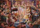 Artistas en lugares raros Carl Barks