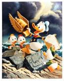 Carl Barks Arte cómico