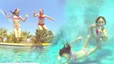 Carla submarino más grande de natación