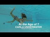 Carla Underwater Edad 7 Lenta