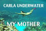 Carla Underwater My