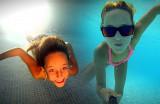 Carla UnderwaterSwimming día y noche