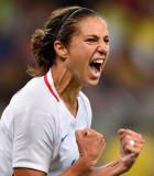 Carli Lloyd revela cómo las ambiciones del fútbol...