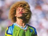 Carlos Valderrama Soccer showstoppers 10 tendencia...